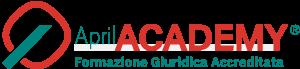 April Academy – Formazione Giuridica Accreditata Logo